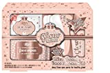 Glow Queen Lusciously Scented Spa Bath & Shower Set (Moisturizing Facial Kit)