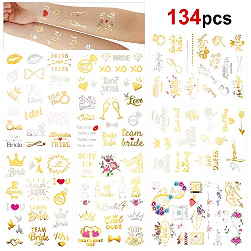 Konsait Bachelorette Temporary Accessories Supplies product image