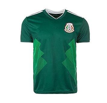 Lvbeis Copa Mundial 2018 Hombres Ropa Deportiva Fútbol México Camiseta Transpirable,Small: Amazon.es: Deportes y aire libre