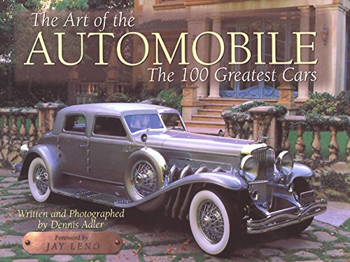 Award-winning automotive historian, author, and photographer Dennis Adler takes you on a whirlwind tour through more than a century of automotive history, from the first production motorcar, the 1886 Benz Patent Motorwage, to fabled makes includin...