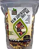organic nuts - Raw Superfoods Trail Mix - The Works (Goji Berries, Golden Berries, Mulberries, Raisins, Brazil Nuts, Cashews, Walnuts, Pumpkin and Sunflower Seeds)