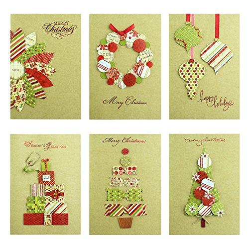 hand made christmas cards - 9