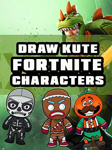 Drawing Fortnite Characters Step By Step Many Characters Drawing