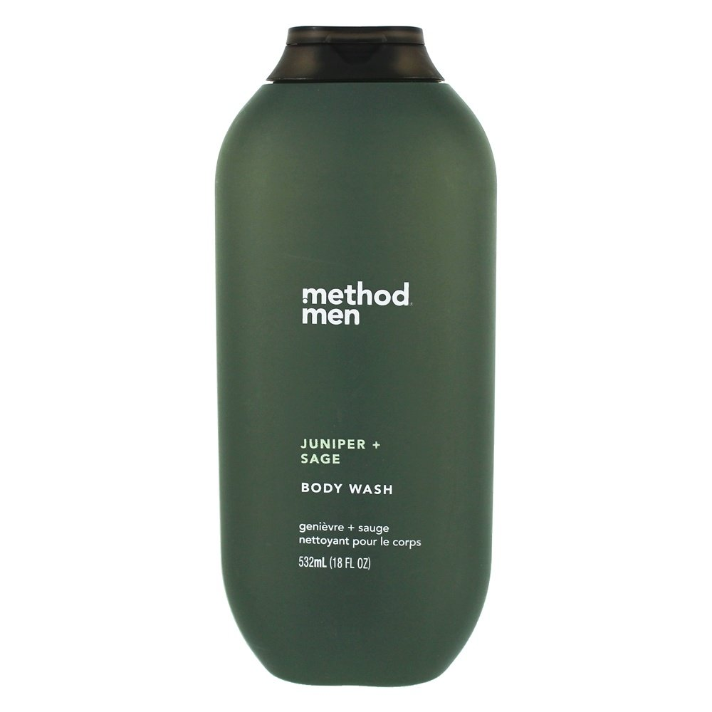 METHOD Men'S Body Wash Cedar + Cypress, 532ml