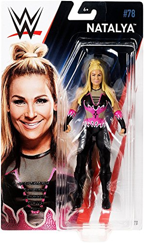 WWE Series # 78 Natalya Action Figure by WWE