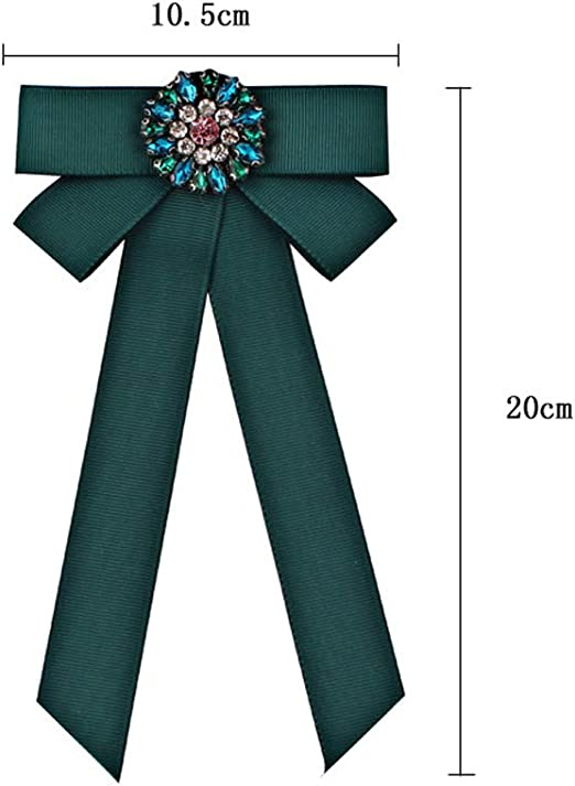 Gimitunus Corbata de Lazo de Las Mujeres, Mujeres Premium Crystal ...