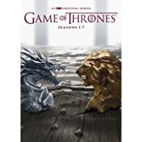 Game of Thrones: The Complete Seasons 1-7 Best seller 2017store