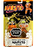 Naruto Deluxe Training Shadow Clone Jutsu Naruto Umazaki Action Figure