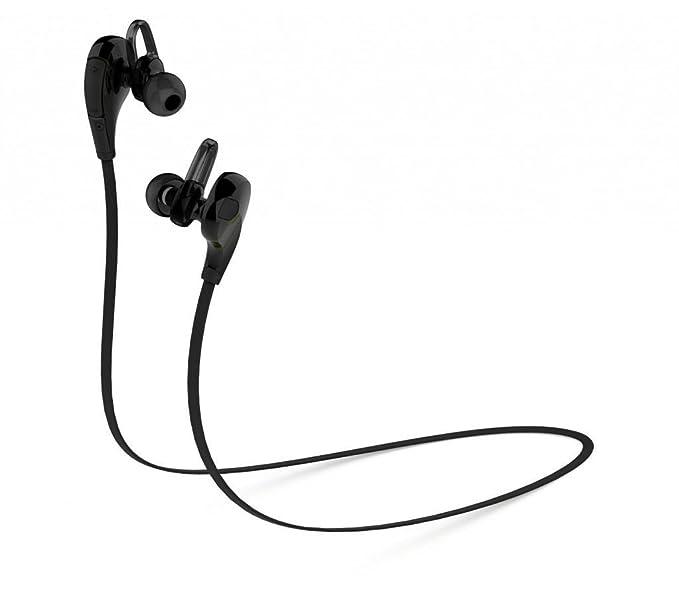Auriculares Bluetooth: ligeros estéreo inalámbricos 4,0 ...