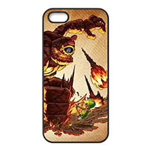 The Legend of Zelda Spirit Tracks iPhone 5 5s Cell Phone Case Black 53Go-487401
