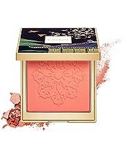 CATKIN Makeup Powder Blush Cheek Color Coral Pink Peach High Definition Natural Blusher (C03)