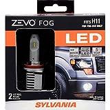 SYLVANIA H11 ZEVO FOG LED Light Bulb (Contains 2 Bulbs) FH11LED.BX2
