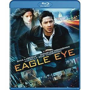 Eagle Eye [Blu-ray] (2008)