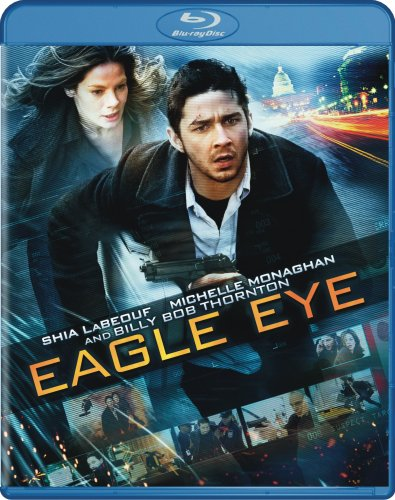 Eagle Eye [Blu-ray] -  Multiple Formats, Rated PG-13, D.J. Caruso