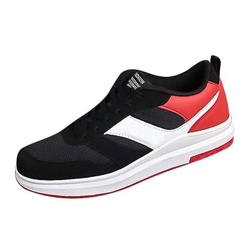 Pu Herren Mesh Schuhe Mumuj Leder Sale Männer Mode Sneakers 6mIf7yYgvb