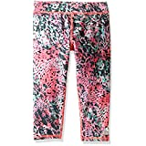 adidas Toddler Girls' Active Capri Tight Legging, Splash Print, 3T