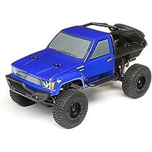 1/24 Barrage 4WD Scaler Rock Crawler RTR, Blue