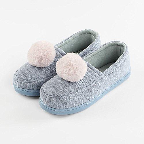 mütterlichen Sandales Indoor souple Chaussures Chaussures nbsp;couleurs gyhddp Taille d'été en post option Gris Facultatif Chaussons Sac 3 partum 35 fond avec lilas qqWzFrPv