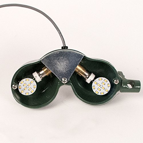 LED LIGHT HOUSING ASSY FOR P/N E96 - FITS NEW AND OLD STYLE