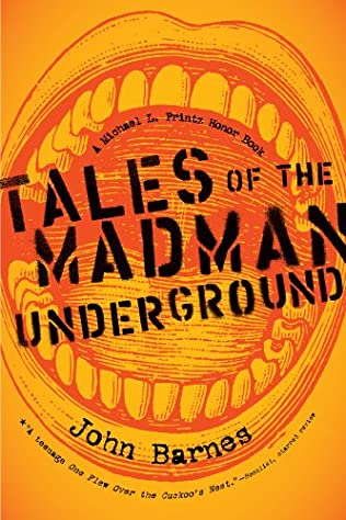 book cover of Tales of the Madman Underground