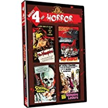 The Vampire/The Bat People/The Screaming Skull/The Vampire Lovers