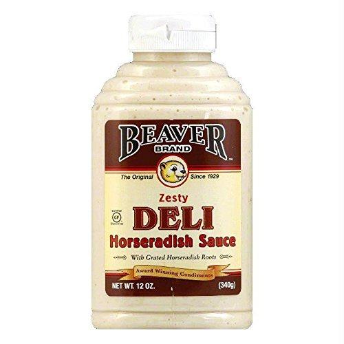 Price comparison product image Beaver Horseradish Squeezable Deli,  12 oz