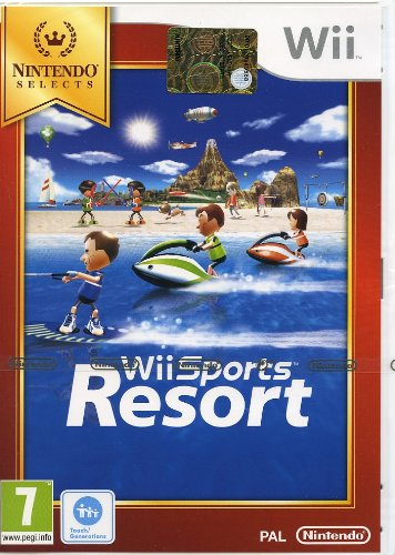 136 opinioni per Nintendo Wii Sports Resort Selects