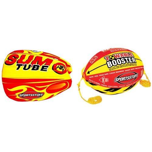 Sportsstuff Sumo & Splash Guard Combo Rope and Pump Bundle ()