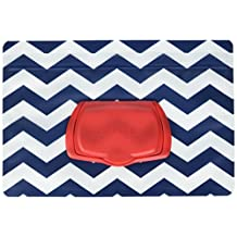 Be Bundles Chevron Wet Wipes Pouch