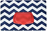 Wet Wipes Pouch, Chevron