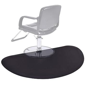 Ordinaire Giantex Black Semi Circle 5u0027x3u0027 1/2u0026quot; Barber Salon Anti Fatigue