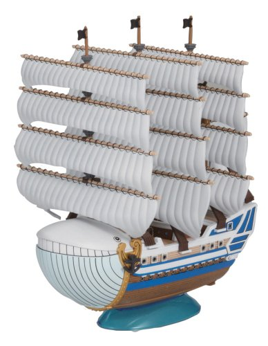 Bandai Hobby Moby Dick One Piece - Grand Ship Collection (Thousand Sunny Model Kit)
