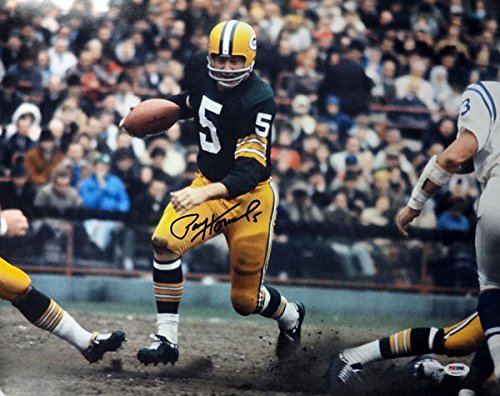 PAUL HORNUNG AUTOGRAPHED 16X20 PHOTO GREEN BAY PACKERS for sale  Delivered anywhere in USA