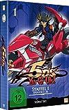 Yu-Gi-Oh! 5D's - Staffel 1: Episode 01-26