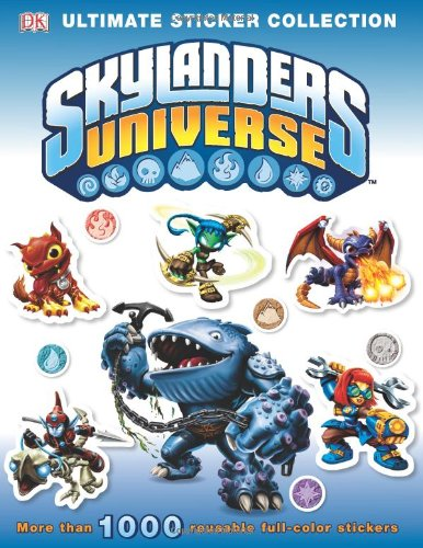 Ultimate Sticker Collection: Skylanders (Skylanders Stickers)