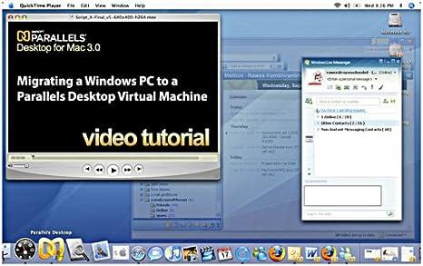 Parallels Desktop 3 (Mac/Leopard)