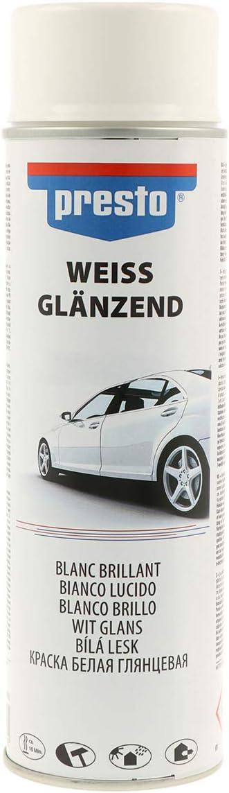 Presto 428962 Rallye Weiss Glanz 500 Ml Auto