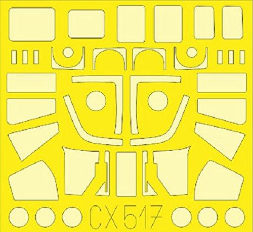 エデュアルド 1/72 ウエストランド シーキング HAR3/Mk43 塗装マスクシール (エアフィックス用) プラモデル用パーツ EDUCX517