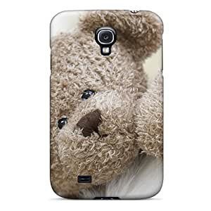 Defender Case For Galaxy S4, Holidays Christmas Winnie Pattern