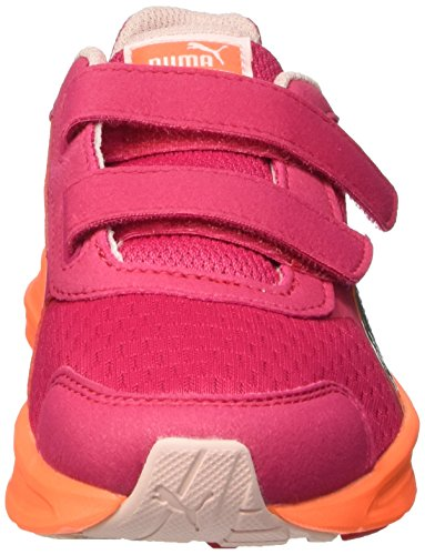 Puma Descendant v3 V Kids - zapatilla deportiva de material sintético Niños^Niñas Rosa