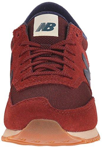 Nieuwe Balans Vrouwen Cw620 Capsule Hout Pak Casual Hardloopschoenen Sneaker Rood / Grijs