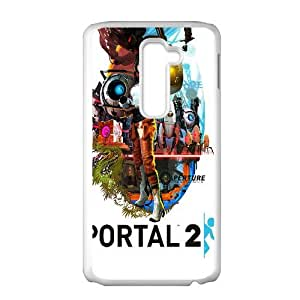 Portal 2 Game 5 LG G2 Cell Phone Case White persent xxy002_6916813