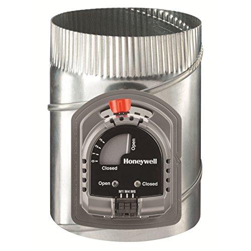 Honeywell ARD14TZ Round Automatic Damper, 14