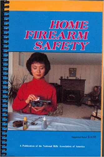 Home firearm safety national rifle association 9780935998047 home firearm safety national rifle association 9780935998047 amazon books fandeluxe Choice Image