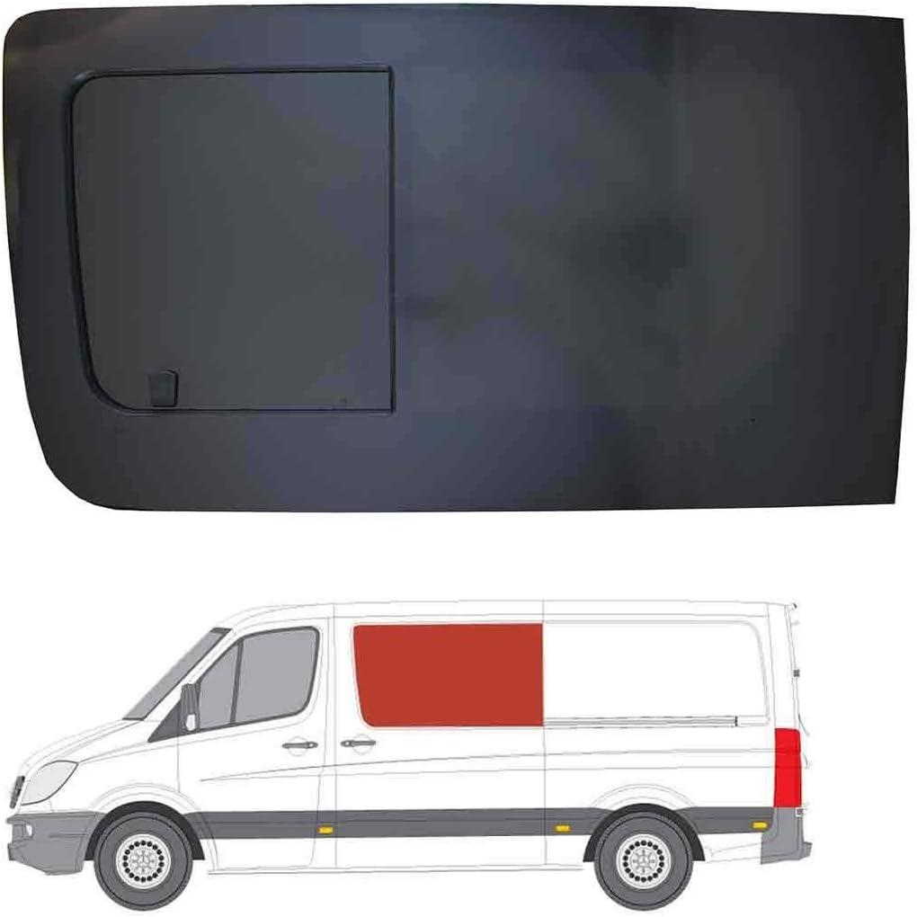 Mano izquierda, tintado oscuro apertura ventana para Mercedes Sprinter (06 +) puerta corredera: Amazon.es: Coche y moto