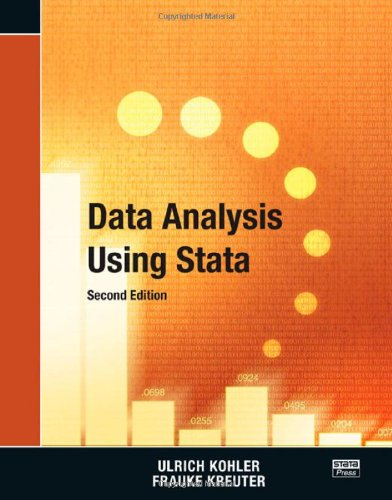 Data Analysis Using Stata, Second Edition