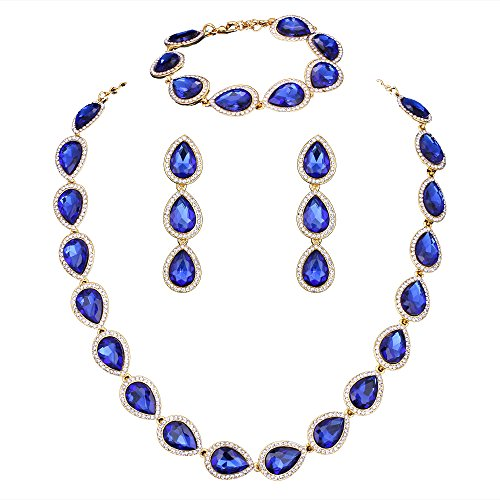 Weddi (Blue Pearl Costume Jewelry)