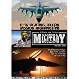 AirUtopia F-16 Fighting Falcon DVD - Mission Afghanistan
