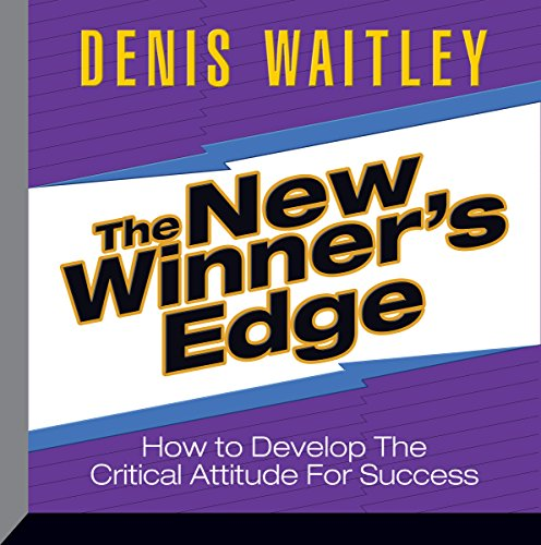 The New Winner's Edge: How to Develop the Critical Attitude for Success Audiobook [Free Download by Trial] thumbnail