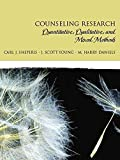 Counseling Research: 1st (first edition)